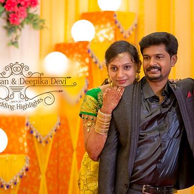 Karthikeyan & Deepika
