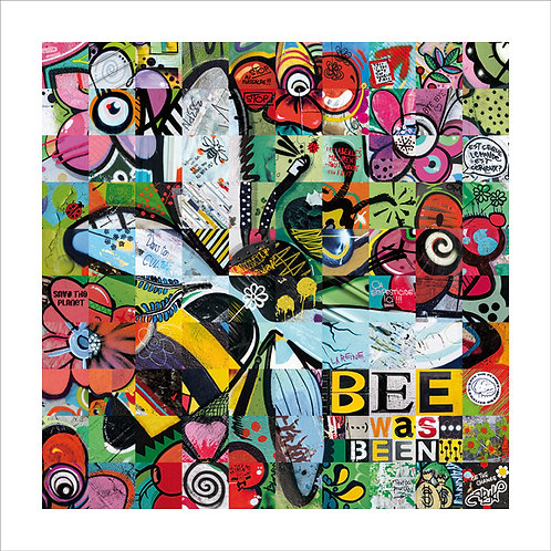 Bee was been