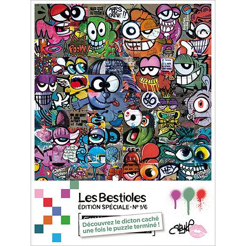 """Puzzle """" Les bestioles """""""