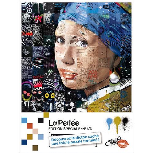 """Puzzle """" La perlée """""""