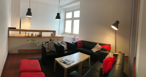 Lounge mit Wifi
