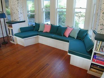 window seat cushions and pillows.JPG