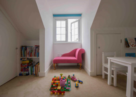 The Girls' New Playroom