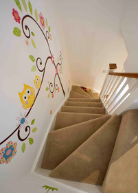 New Staircase - Looking Down