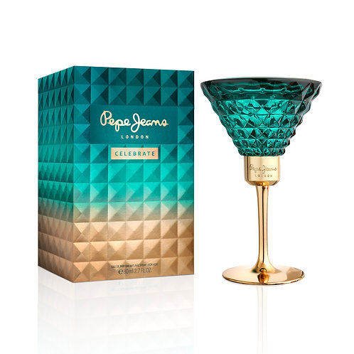 Pepe Jeans London Celebrate for Her EDP 80ml
