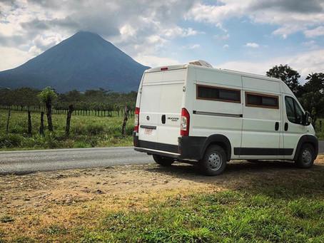 5 Reasons to travel via Campervan