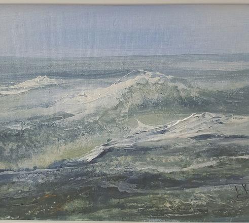 Ocean Waves Acrylic 9X12.jpg