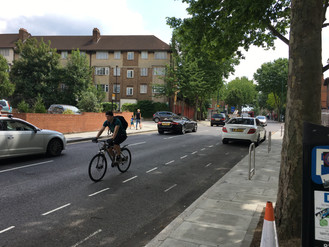 Problems for cyclists - what is the solution?