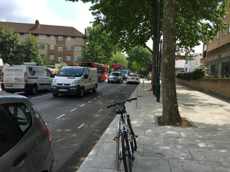 Cyclists consulted over pavement changes