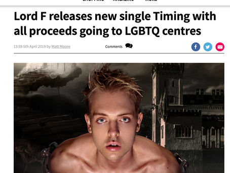 Timing on GAYTIMESMAG