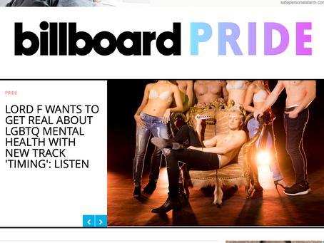 Timing on Billboard