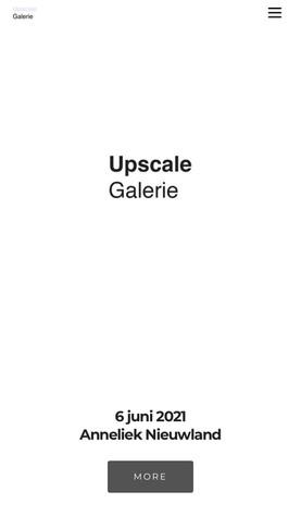 upscale galerie