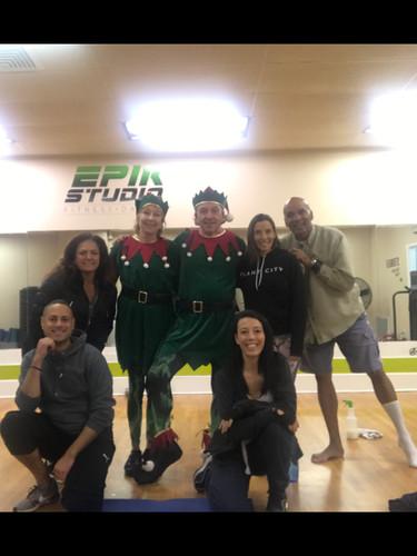 EPIK Christmas class