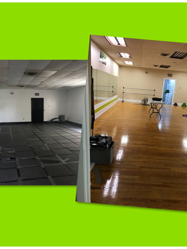 Before-after studio