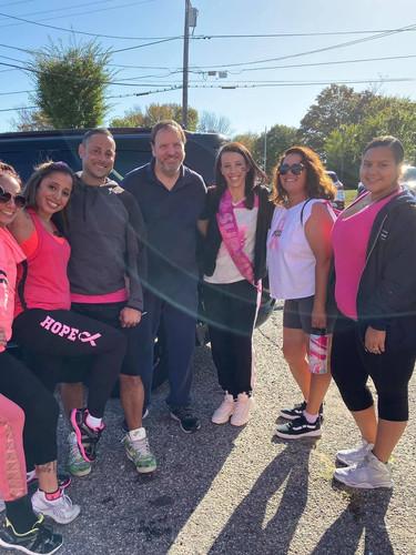 EPIK Family at a Breast Cancer Awareness Zumbathon