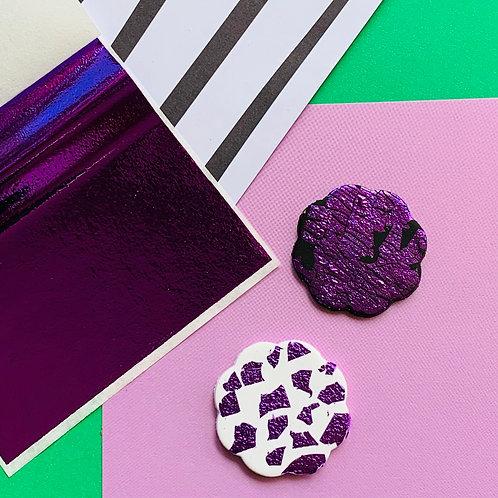 BRIGHT VIOLET - Coloured Foil