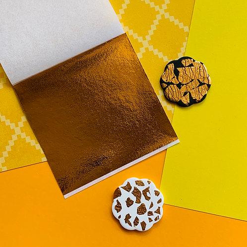 HOT COPPER - Coloured Foil