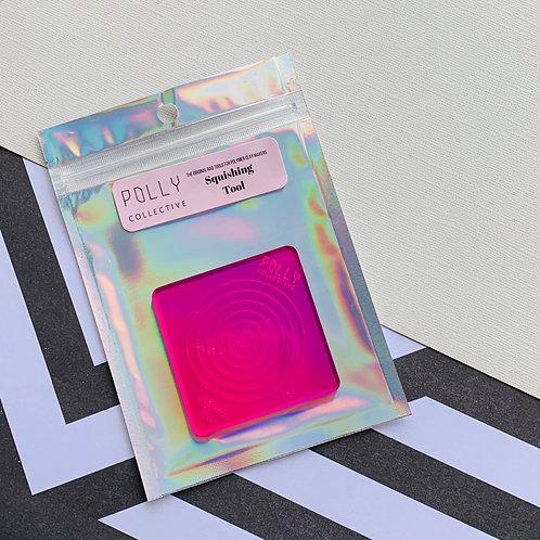 Squishing Tool - Berry Pink