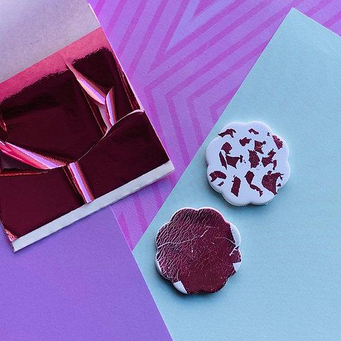 BLUSH PINK - Coloured Foil