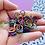 Thumbnail: MULTI COLOURS - 10mm Jump Ring - 50 pairs