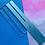 Thumbnail: XL Pro Length Pearl Blue SMALL GUIDES (Longer Length)