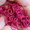 Thumbnail: WATERMELON PINK - 10mm Jump Ring - 50 pairs