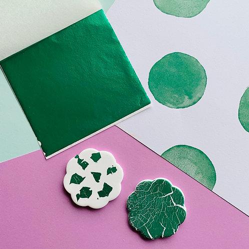 FERN GREEN - Coloured Foil