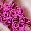 Thumbnail: GUAVA PINK - 10mm Jump Ring - 50 pairs