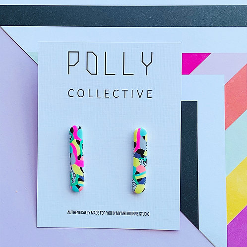 Style 061 Dizzy Bish - Popsicle Studs