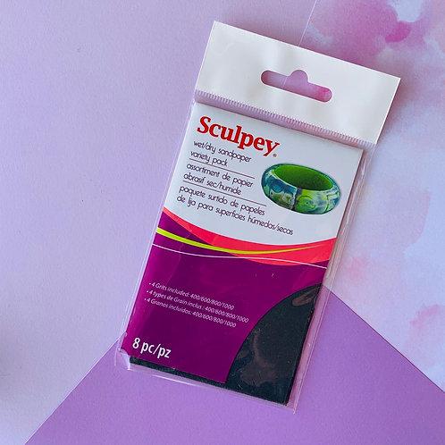Sculpey Wet/Dry Sandpaper