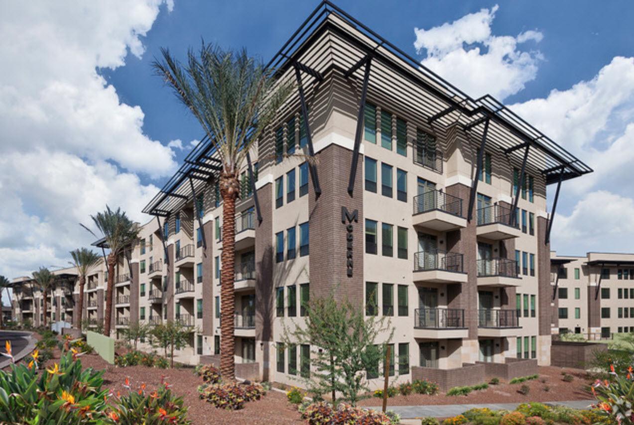 Scottsdale Apartment Complex