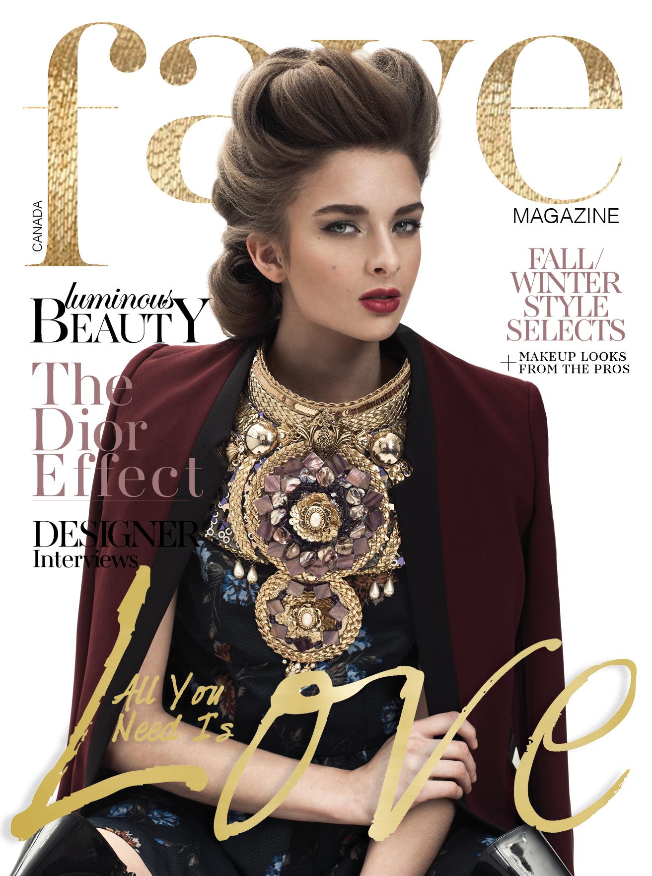 fave Magazine F/W 2015-16