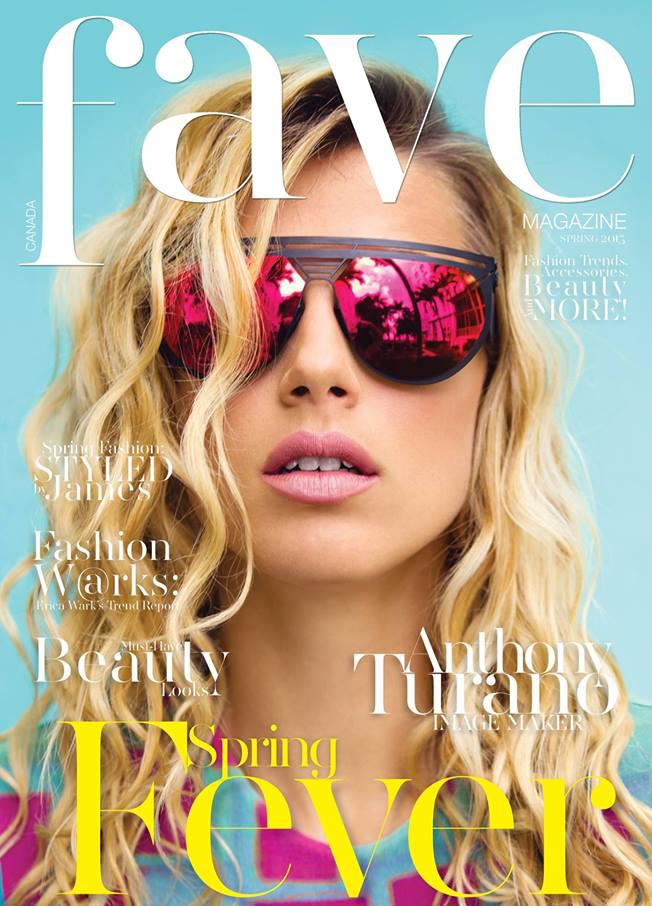 fave Magazine SPRING 2015