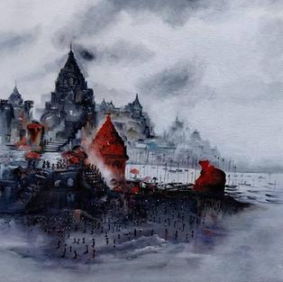 Varanasi..The city of Moksha