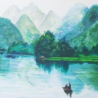 Window to serenity