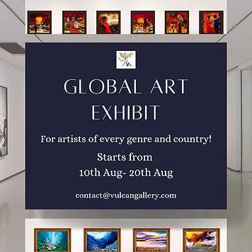 Global Art Exhibit   Vulcan Art Gallery