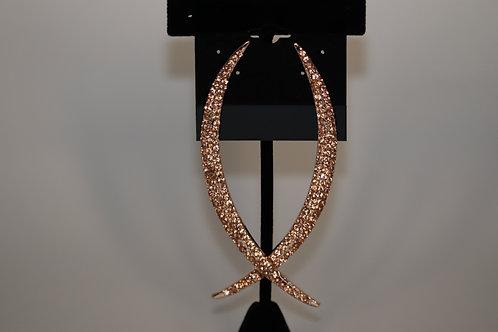 Diamond Claws (Rose Gold)