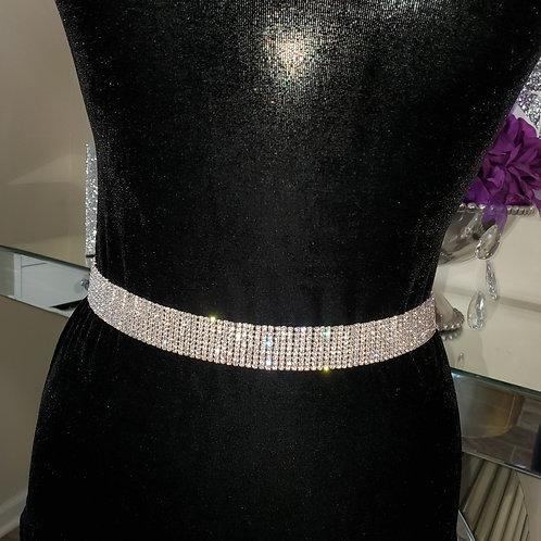 Diamond Duty Belt