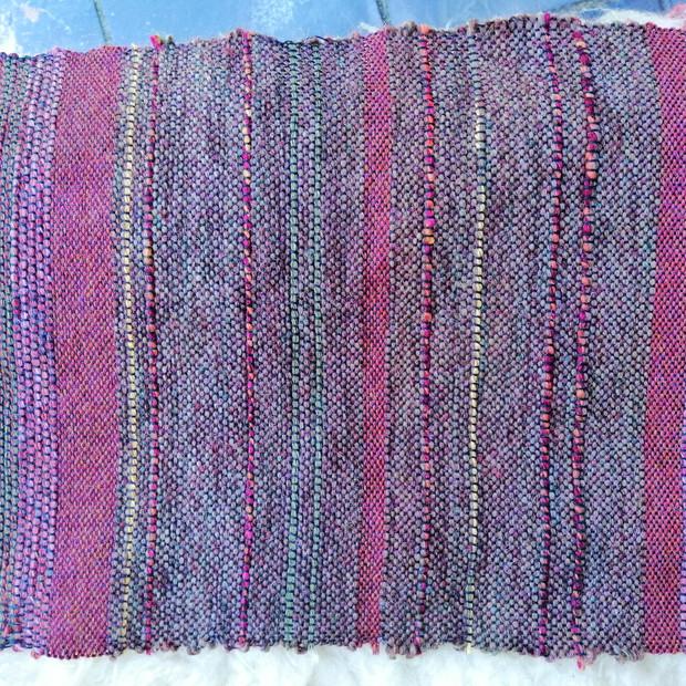 Handweaving Saori style