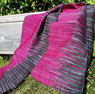 Clasped weft weaving bespoke order