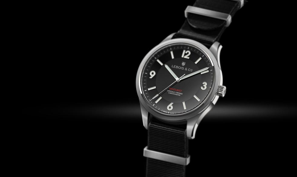 Lebois&co Venturist Timepieces