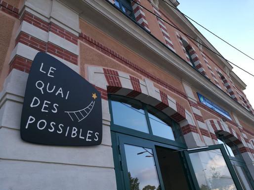 REPORTAGE - Le Quai des possibles : un lieu d'inspiration pour co-créer le monde de demain