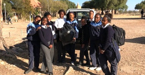 Keeping the environment clean! Go Tigers! Every little bit helps...