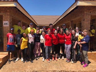 Thusanang Home for the Disabled...