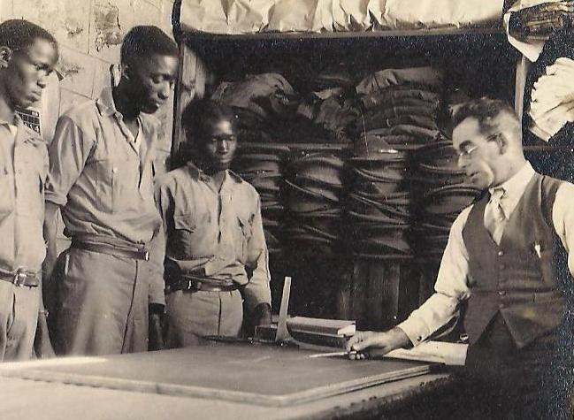 tailoring lesson Mr. Robertson 1929.jpg