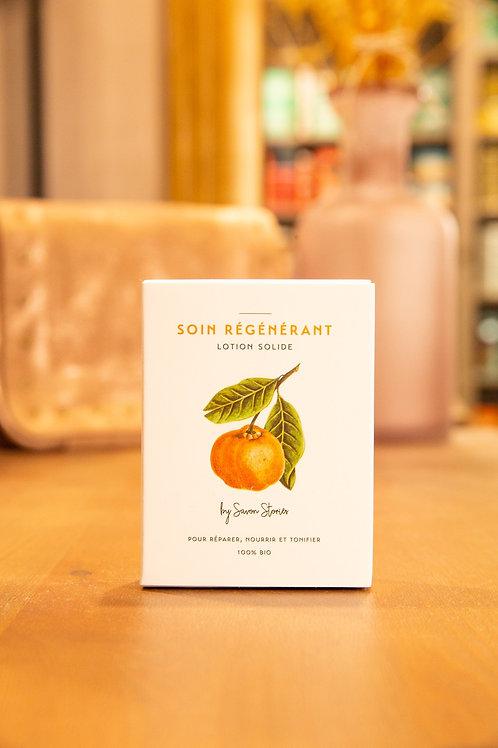 Baume Solide régénérant Mandarine