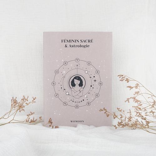 Carnet Féminin Sacré & Astrologie