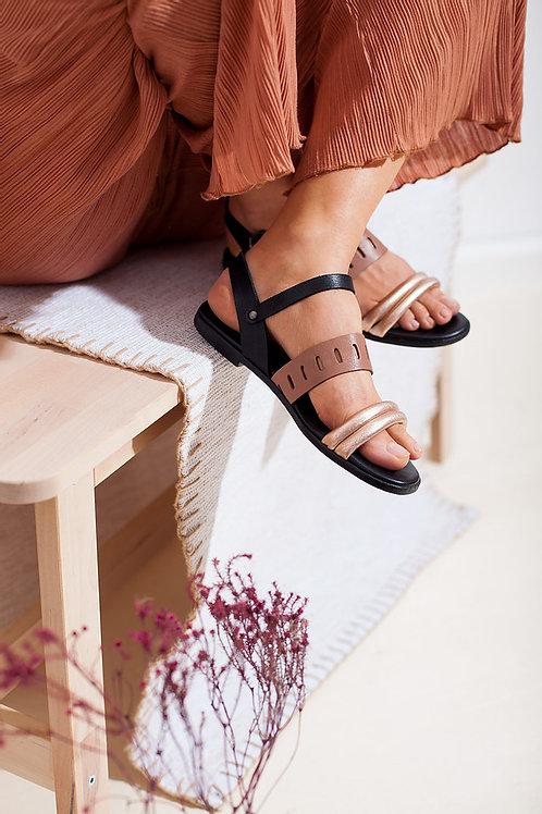 Sandales Zeus plates
