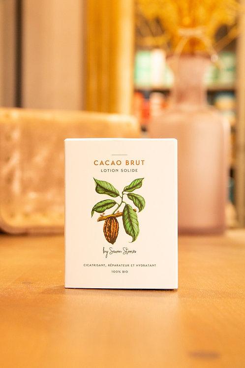 Baume Solide réparateur Cacao