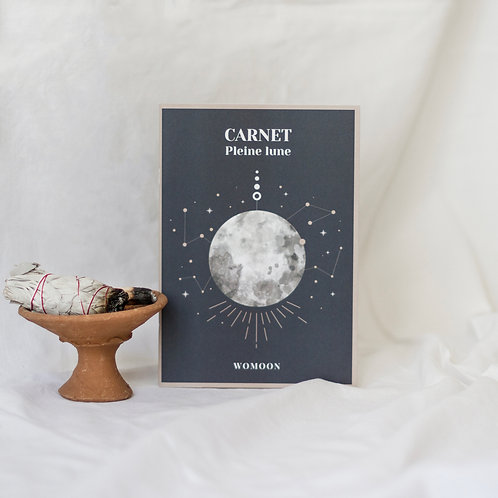 Carnet Pleine Lune